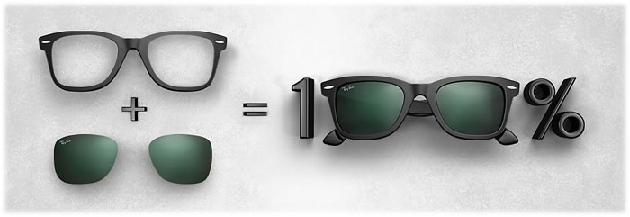 Lentes Graduadas Ray-Ban Prescription