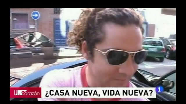David Bisbal y  Gafas Oakley Felon 05-622