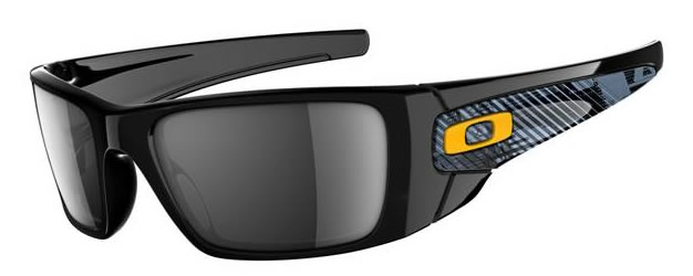 Oakley Fuel Cell Edicion Max Fear Light Polished Black / Black Iridium (OO9096-53)