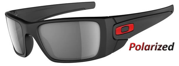 Oakley Fuel Cell DUCATI Matte Black / Grey Polarized (OO9101-44)