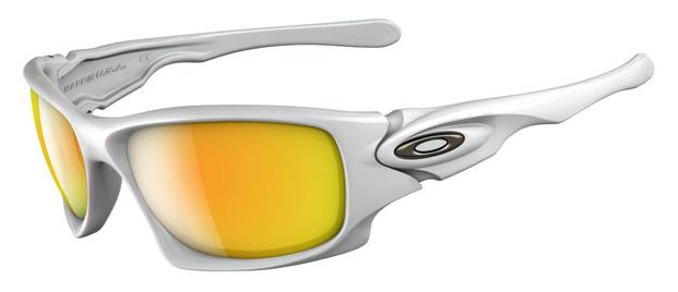 Gafas Oakley Ten White Chrome / Fire Iridium (OO9128-03)